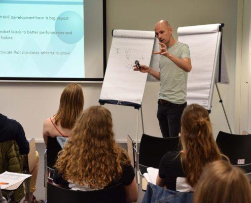 Sportpsycholoog | Workshops, lezingen en masterclasses